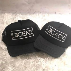 Accessories - Adult and Child Hat- legend and legacy